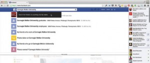fb graph search
