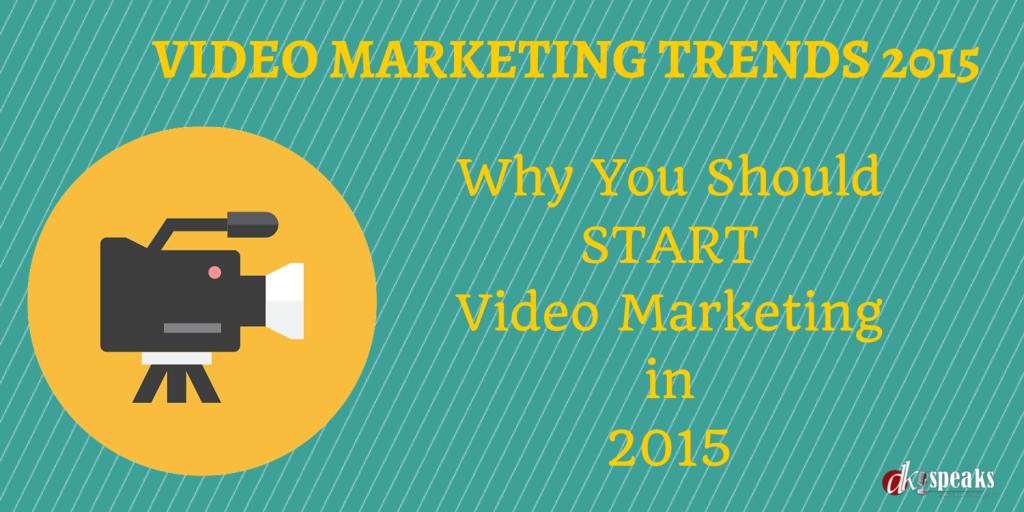 Video Marketing Trends 2015