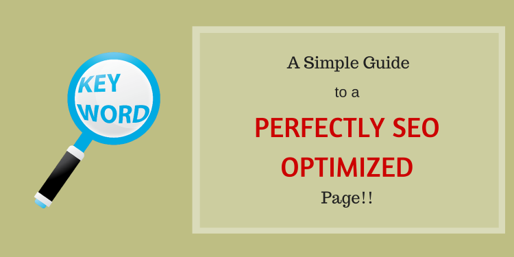 search engine optimized pages