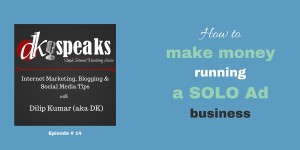 SOLO Ads Business