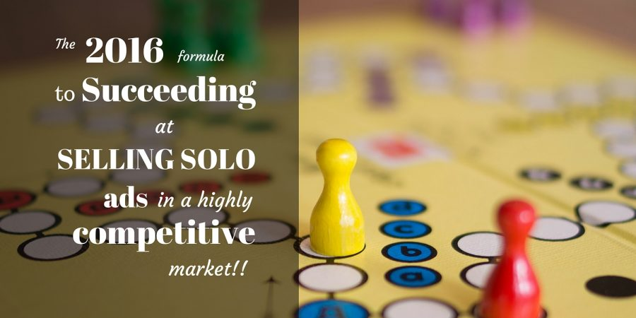Succeeding at Selling SOLO Ads