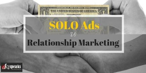 Selling SOLO Ads