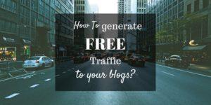 free traffic generation