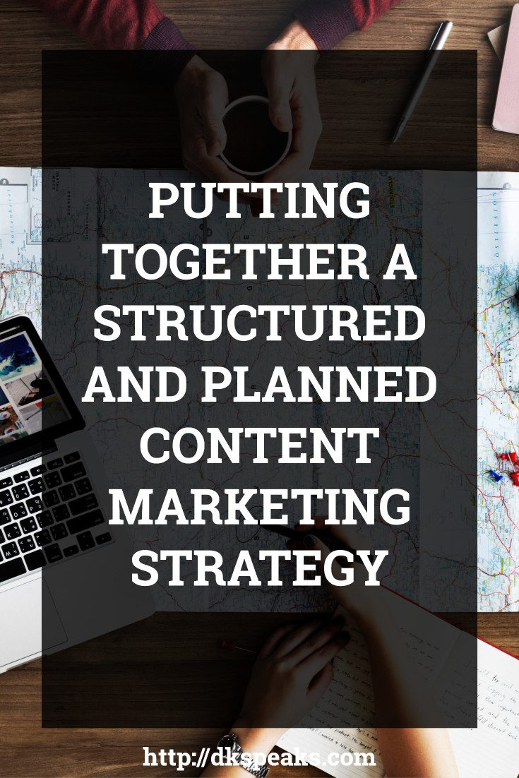 planned content marketing