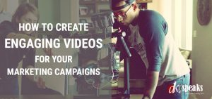create engaging videos for marketing