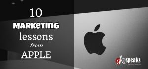 marketing lessons from apple